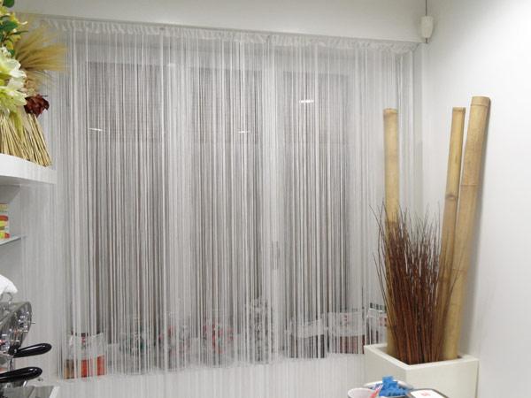 Tente filo acetato como cant tmt tappeti moquette for Arredamento tende per interni