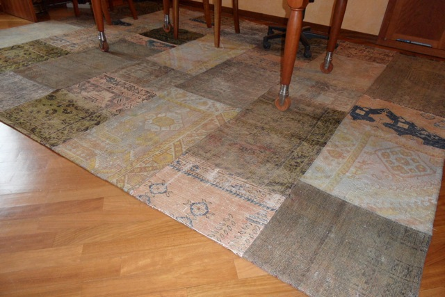 Beautiful tappeti ingresso simpatici tappeti patchwork - Tappeti per ingresso casa ...