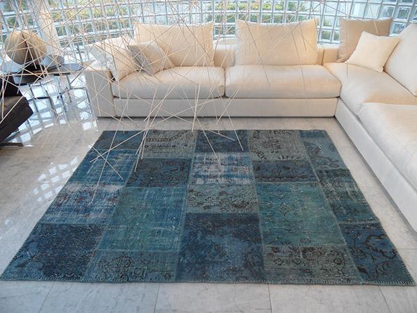 Tappeti patchwork moderni idee per il design della casa - Tappeti moderni ...